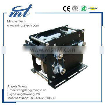 motor automatic rfid card collector MT163