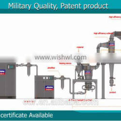 JSDL Patent Product Fluid bed grinding equipment
