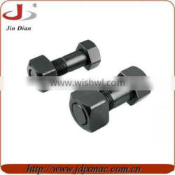 hex bolt and nut excavator and bulldozer spare part