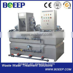 Polymer dosing device from China