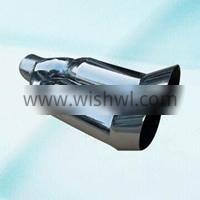 Polished Stailess Steel Exhaust Tips P356