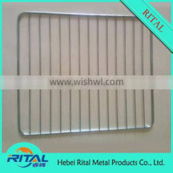BBQ Grill Wire Mesh Net French Bread Baking Oven Rack