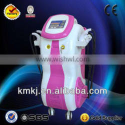 Top sale 7 in 1 ultrasonic cavitacion slimming machine with hot promotion (CE ISO SGS TUV)