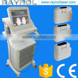 Skin Tightening HIFU Korea Professional High Intensity Focus Ultrasound Face Lift Ultrasound