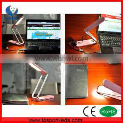 long lifespan time factory direct selling modern led desk table lamp