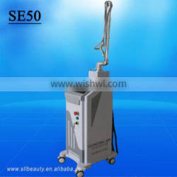 Tattoo /lip Line Removal Ultrapulse CO2 1ms-5000ms Skin Regeneration Fractional Ablative Laser Machine For Surgical Cutting Sun Damage Recovery