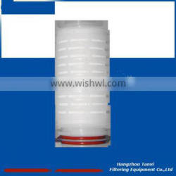 High quality pp filter cartridge/membrane filter for filteration system