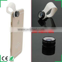 lens for mobile phone 20X macro phone camera lens with universal clip