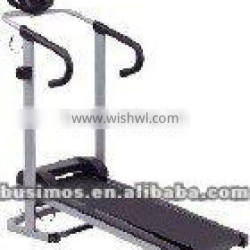 Foldable Magnetic Treadmill Running Machine