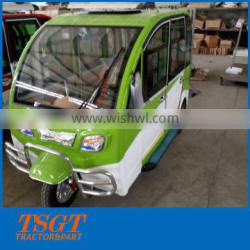 2016 best selling passenger tuk tuk with petrol engine made in China of CCC certificate