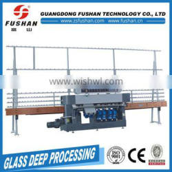 Best selling architectural glass edging machines with 8 motors wholesale online