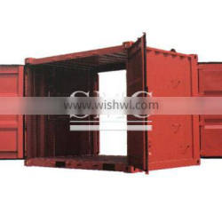 Container,empty blush container,maritime container