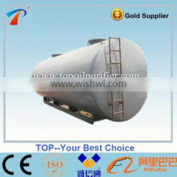 High quality customizable mobile transformer oil storage tank with heat heat resistant paint