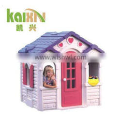 children play house construction toy
