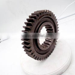 Gearbox Main Shaft Four Speed Gear WG2210040154 for HW19712 Transmission