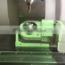 benchtop Small CNC 5 axis milling machine VMC600L
