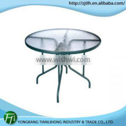 Specialized suppliers bent glass coffee table