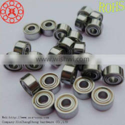 2013 Hot Sale High Speed and Low Noise small bearing for electric motors MR62