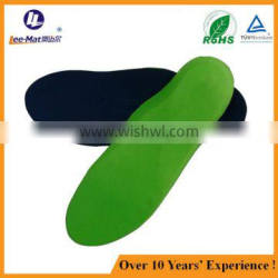bulk wholesales cooling EVA removable arch support foot pads orthotic insoles