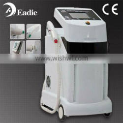 E-Light(IPL+RF) Hair Removal Lips Hair Removal And Skin Care Device Pigmented Spot Removal