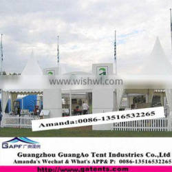 China supplier manufacture Crazy Selling marquees pagodas tent