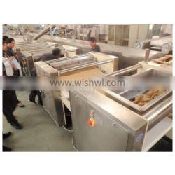 Diesel Semi automatic food confectionery professional good quality ce biscuit making machines