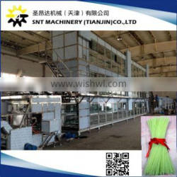 Industrial Automatic Stick Rice Noodle Making Machine/Industrial Rice Vermicelli Extruder Machine