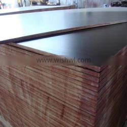 good and best quality black film formwork using film faced plywood made in china