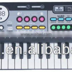 49 keys baby toy with microphone MQ-005UF