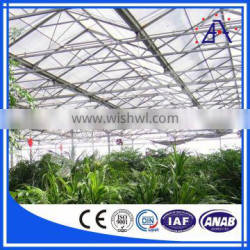 Customized Aluminium Extrusion Greenhouse Manufacturer