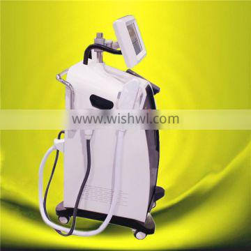 10MHz Most Popular Multi-functional OPT SHR IPL Intense Pulsed Flash Lamp / Fractional RF / Nd Yag Laser Device Professional