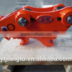jt-17 quick hitch coupler for PC450 and 40 tons excavator made in china cheap and good quality