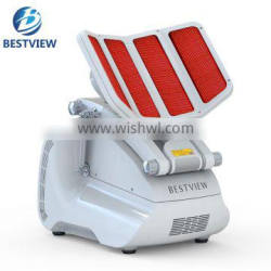 portable led facial machine/led light therapy device