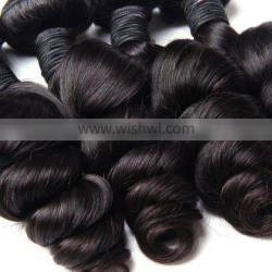 good quality factory price supply virgin brazilian hair 3 bundles