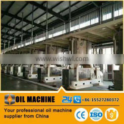100TPD Automatic cotton seed oil extraction press cotton seed oil processing plant with CE