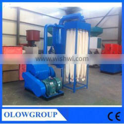 High efficiency new design wood crusher feed hammer mill