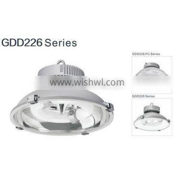 Industrial Light Induction High Bay Lamp Nano Coating D358*H277 40w