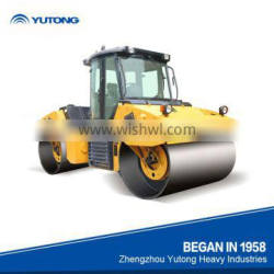 YUTONG new double road roller for sale