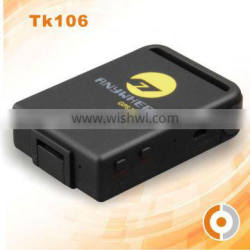 GPS Tracking Unit TK106(Upgrade of TK106) for Dogs/Cats/Children/Elder with GPS Log Data