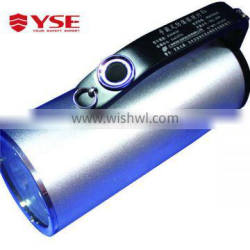 EN standard anti riot flashlight for fireman