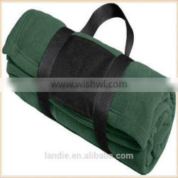 WATERPROOF ROLL-UP PORTABLE OUTDOOR TRAVEL CAMPING BLANKET