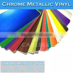 CARLIKE Most Popular Matt Chrome Ice Metallic China Hot Film