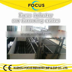 Focus industry pig farrowing crates for pigs use