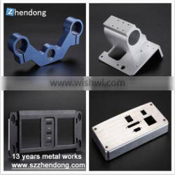 13 Years Exprience High quality Factory aluminum cnc machining parts in Shenzhen