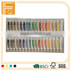 Acrylic paints tube set 18ML nail art painting drawing tool for the artists High Quality