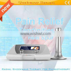 Physiotherapy Shockwave ESWT Traumatology Device ESWT Equipment