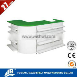 baby shop pharmacy store counter point of sale counter JB-008