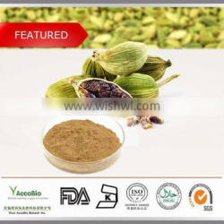 TOP QUALITY Cardamom extract powder 10:1 wholesale, 100% Natural Cardamom seed extract in bulk