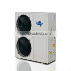 Compact dc heat pump water heater with inverter