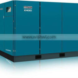 KHE355-35 26m3 35barEnergy saving High efficiency two stage high wind pressure motor driven screw air compressor for mine